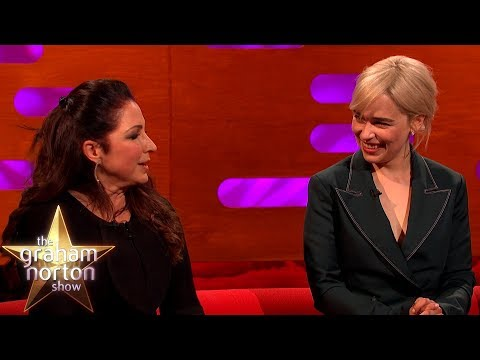 Gloria Estefan's Husband Confused Tom Cruise With Tom Ford | The Graham Norton Show