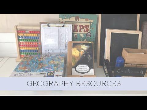 Geography Resources | Australian Homeschool