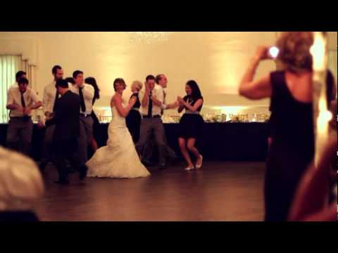 Marry You - Glee Wedding Reception Dance