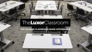 Gambar cover Reshape the Modern Classroom with Luxor