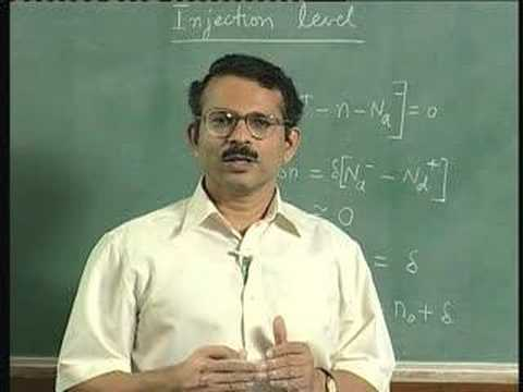 Lecture-15-Excess Carriers