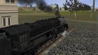 Trainz: The Galaxy Railways Big 1 Short Movie