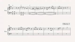 Video Piano - I Love Rock 'n Roll - Joan Jett & the Blackhearts - Sheet Music, Chords, & Vocals download MP3, 3GP, MP4, WEBM, AVI, FLV Mei 2018