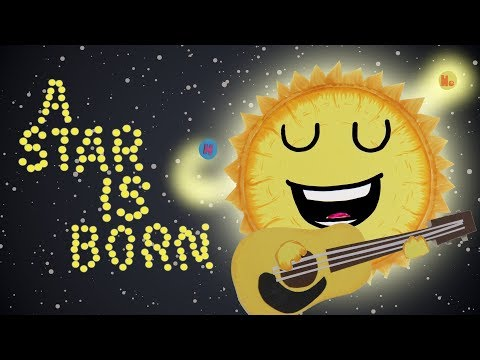 How A Star Is Really Born