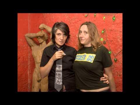 Beatriz y Virginie