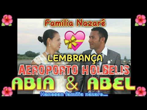 Familia Nazare - Abia & Abel (Holbelis)
