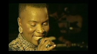 Angelique Kidjo Agolo Live at the Stade de l
