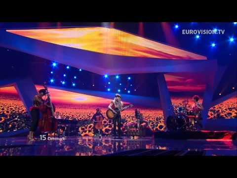 Soluna Samay - Should've Known Better - Live - Grand Final - 2012 Eurovision Song Contest