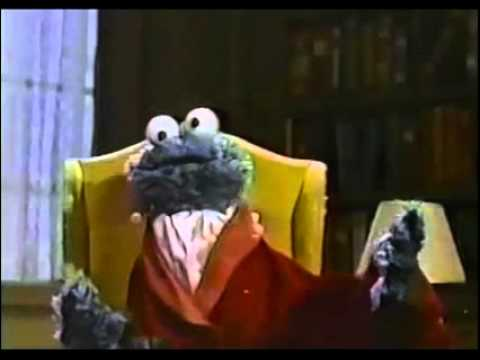 Tom Waits/Cookie Monster mashup - God's Away On Business