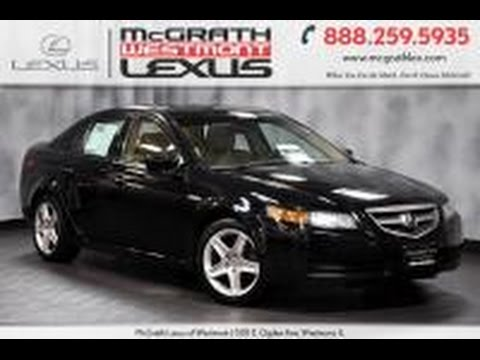 2006 Acura TL | McGrath Lexus Of Westmont