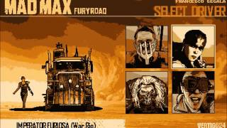 Mad Max Fury Road: Brothers in Arms 8 bit