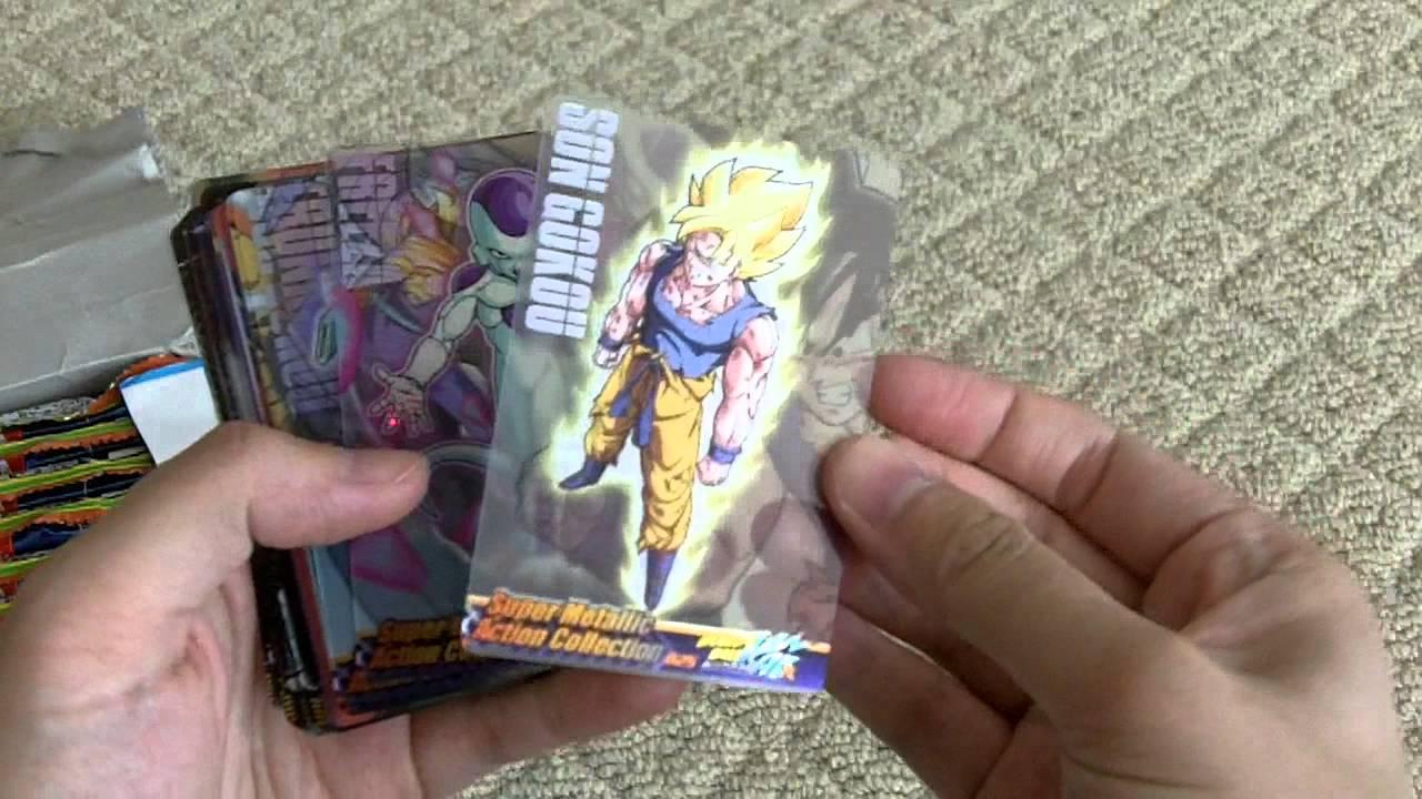 Dragon Ball Morinaga Wafer Card 008 3D