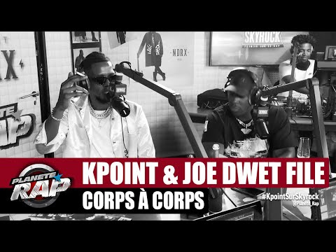 Youtube: KPoint«Corps à corps» ft Joé Dwèt Filé #PlanèteRap
