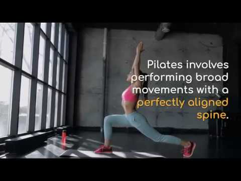 Why Pilates Is The Best Workout - 3 GREAT REASONS TO DO PILATES