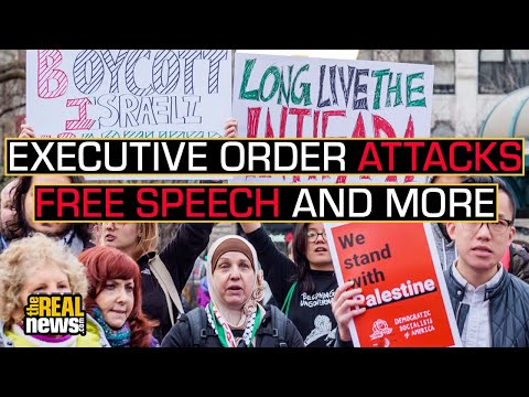 Trump's Executive Order on Anti-Semitism Attacks Free Speech, Palestinians, and Jews
