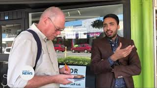 Discover Islam Campaign continues in New Zealand