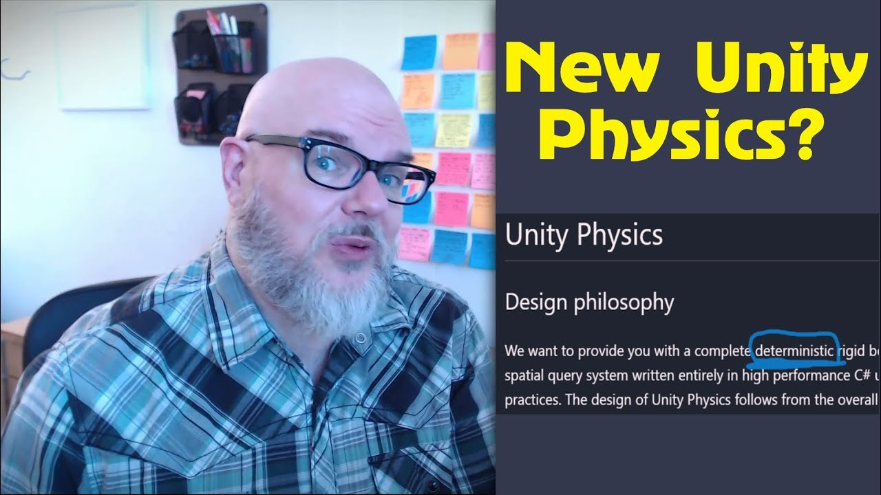 Unity Physics and My Related Conundrum