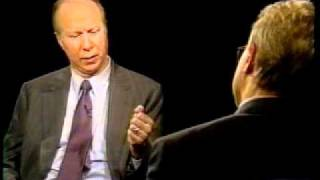 David Gergen interviews Frank Wilson on The Hand