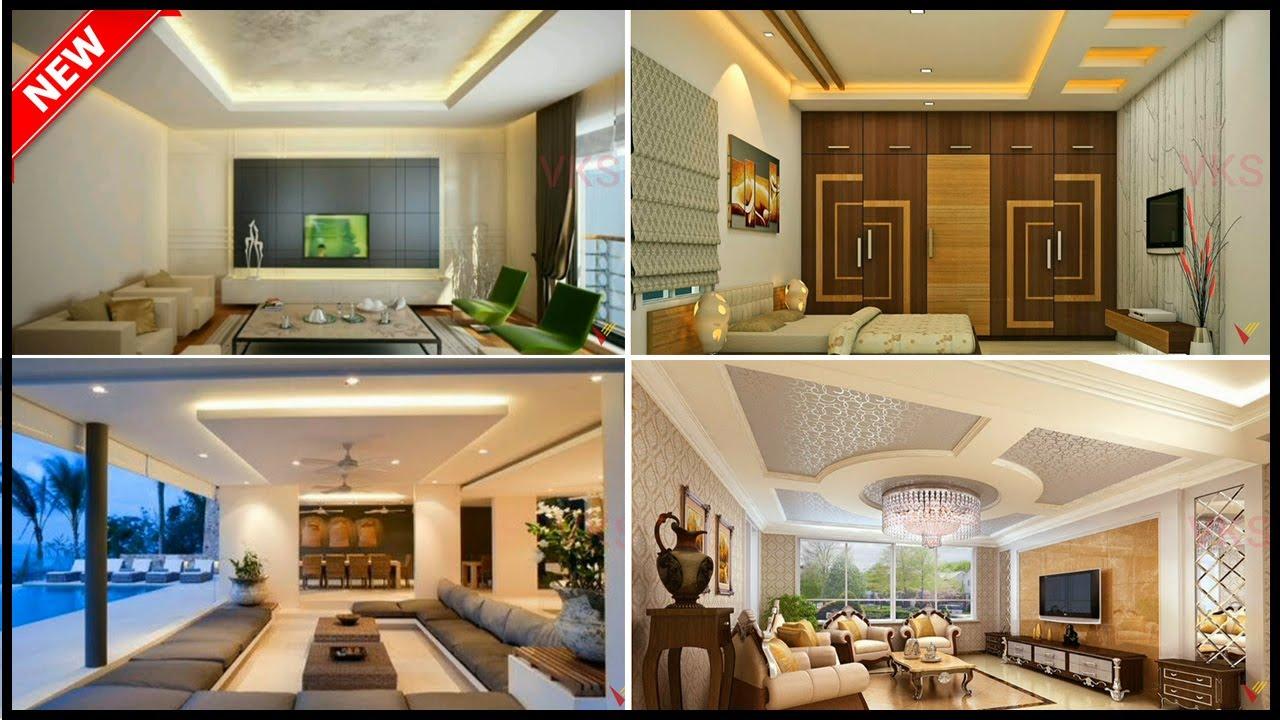 Latest 40 New Gypsum False Ceiling Designs 2021 Ceiling Design Pictures Living Gopal Home Decor Aftoz Com