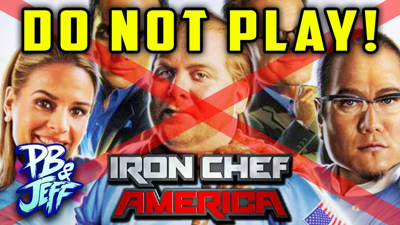 Download WORST Wii Game We've Played?! - Iron Chef America