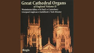 Toccata in D Minor (Liverpool Anglican Cathedral)