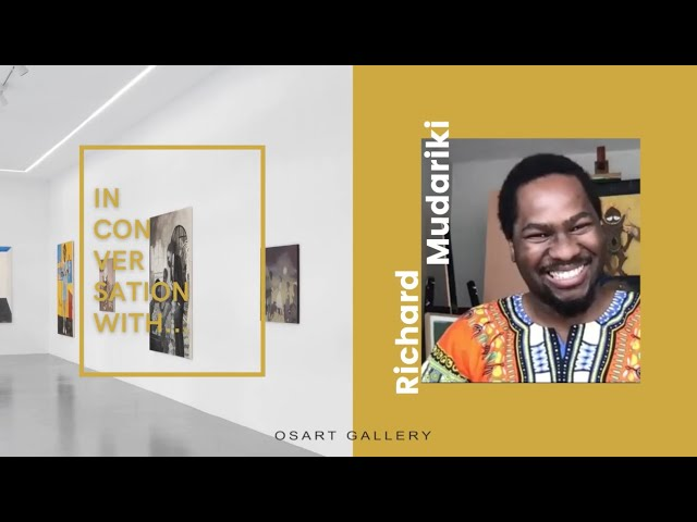 In conversation with... Richard Mudariki