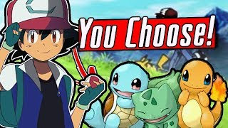 Who Would You Choose? Your Pokemon Adventure!