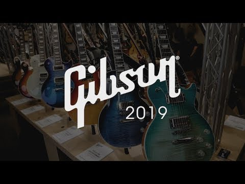 Gibson 2019 Guitars and Basses | zZounds
