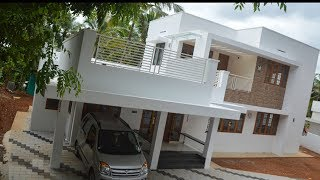 Small Modern House  700 Sft  | Small Budget | Elevation | Interiors