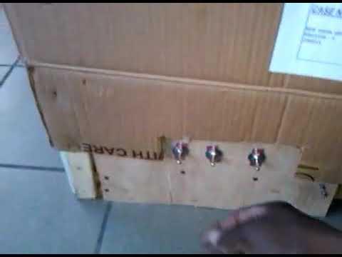 Self sustain energy second prototype