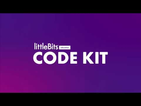 littleBits Code Kit: Build Games. Learn to Code.