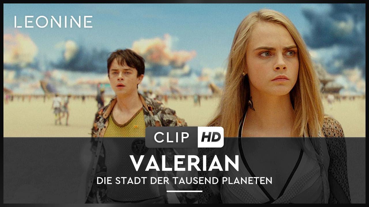 Valerian Stadt Der Tausend Planeten