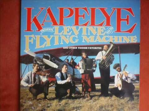 Kapelye - Oy, iz dos a Rebetzin