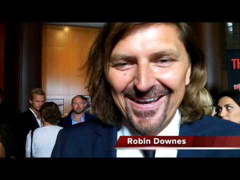 Robin Downes Talks THE STRAIN