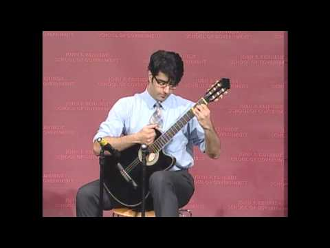 Harvard University - Kennedy School Talent Show 2011 - Winning Act