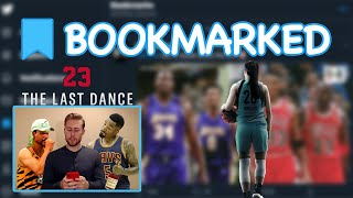Sabrina Ionescu & Shaq's Lakers vs MJ's Bulls | Bookmarked | The Pop Network