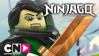 Ниндзяго | Королевство (эпизод целиком - 4/4) | Cartoon Network