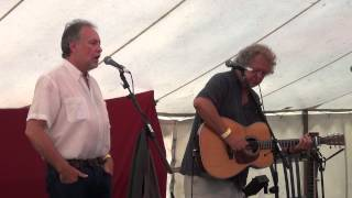 Mick Ryan & Paul Downes@Moira Furnace Folk 2012