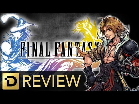Final Fantasy X Review (Minor Spoilers)