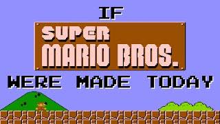 Video If Super Mario Bros. were made in 2016 download MP3, 3GP, MP4, WEBM, AVI, FLV Juli 2018
