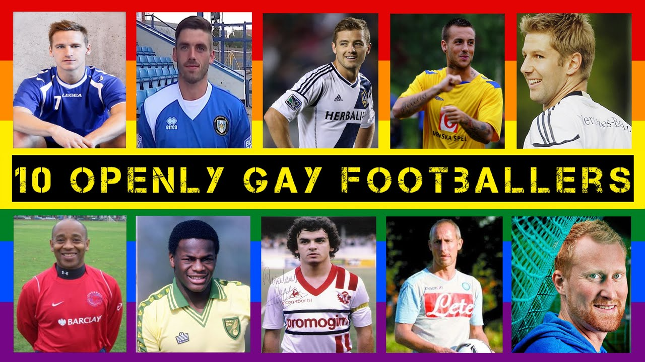 famous gay football players