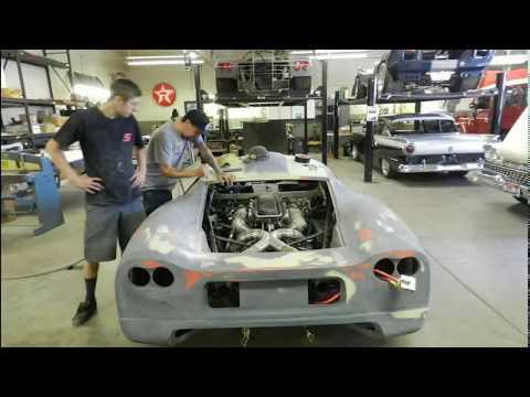 GTM Supercar - Factory Five Racing