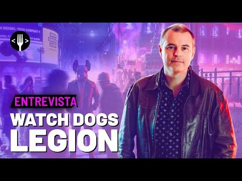 Watch Dogs: Legion - platicamos con Clint Hocking, su director creativo