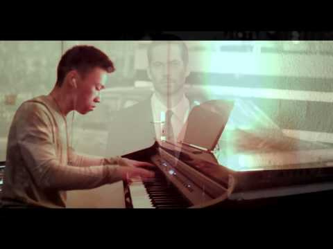 Tyrese ft Ludacris & The Roots  My Best Friend piano , tribute to Paul Walker
