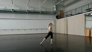 Choreography George Williamson, Ksenia Ovsyanick