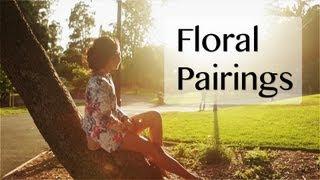 Floral Pairings