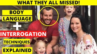 EXPERT - What REALLY Gave Chris Watts Away - INTERROGATION + Body language-American Murderer Netflix