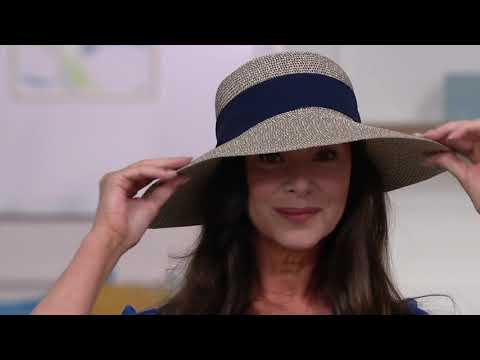 cd8020463 Riviera New York Packable Scarf Hat by Foster Grant on QVC