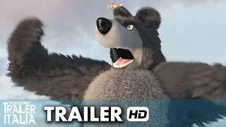 Masha e Orso: Amici per sempre Trailer Ufficiale (2015) HD