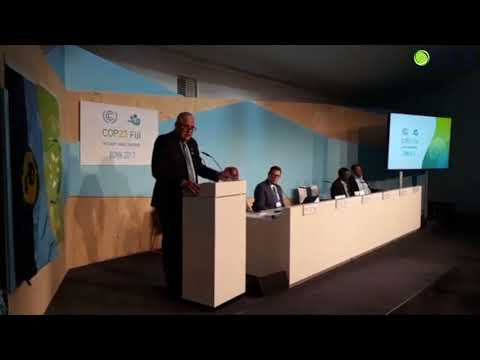 The Caribbean at COP 23 Conference: Impact of a global warming of 1.5 vs 2 degrees in the Caribbean